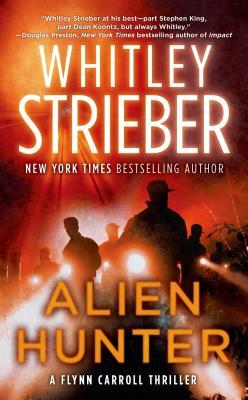Alien Hunter By Strieber, Whitley